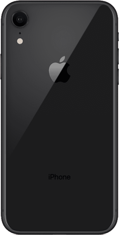 Apple iPhone XR Black Back