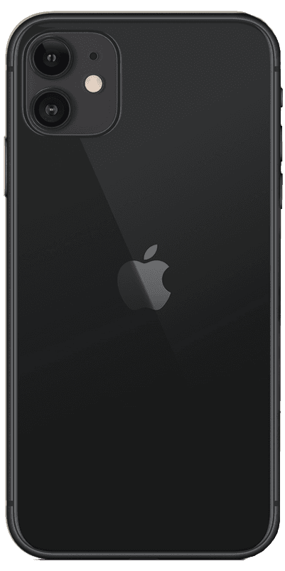 Apple iPhone 11 Black Back
